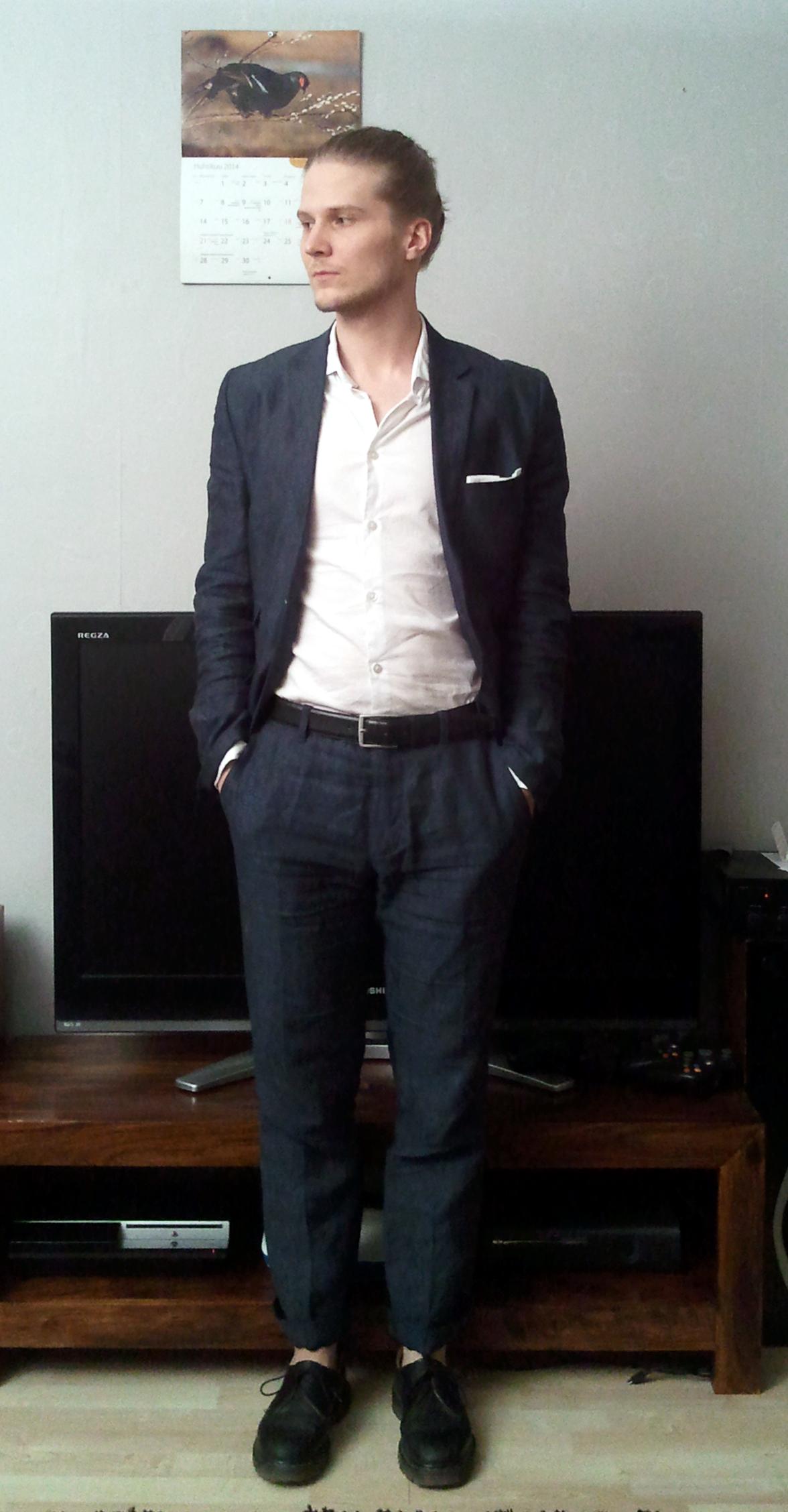 Skinny Male Fashion Advice Redidt