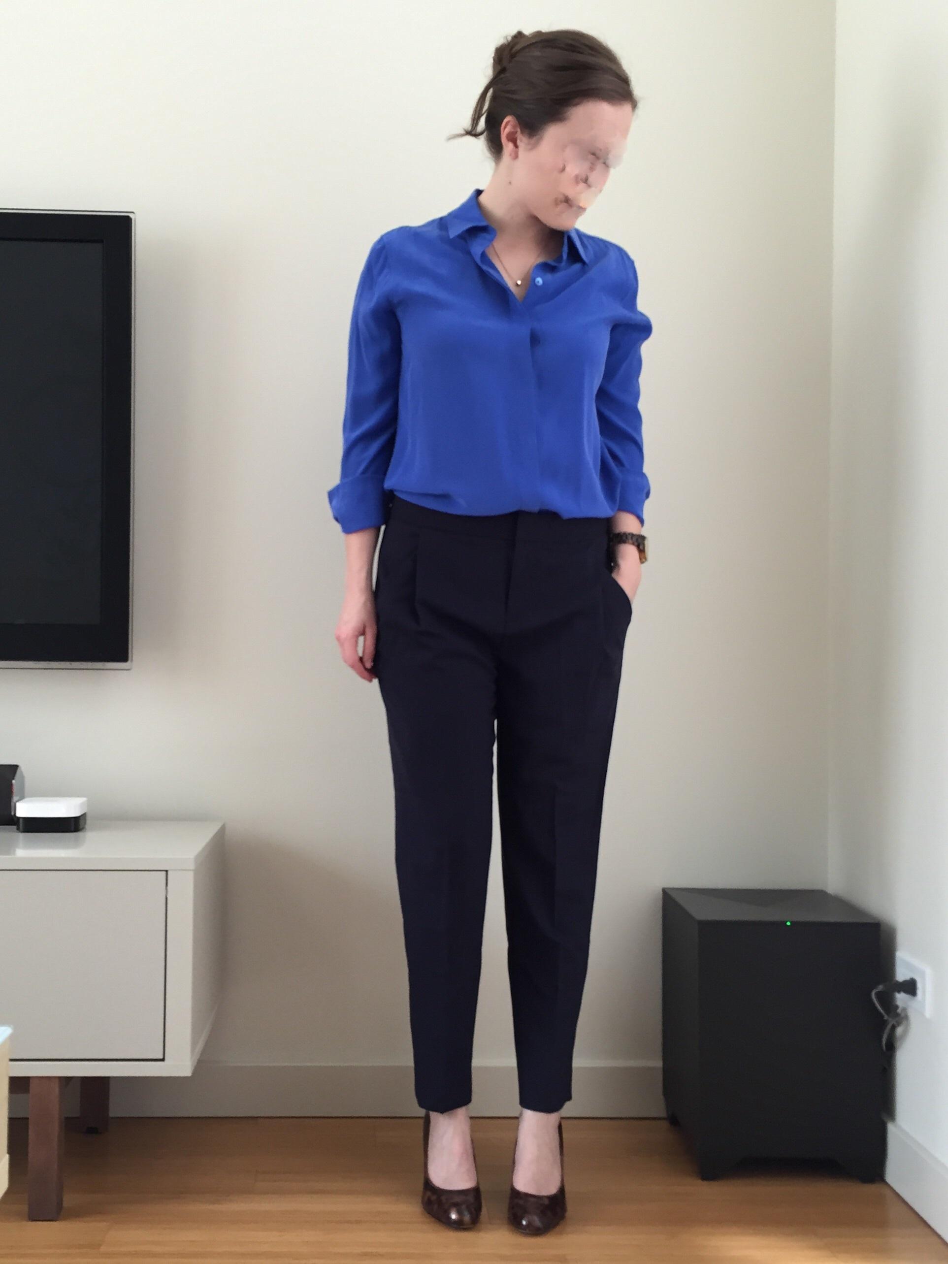 39c2db6f487cf tomlizzo is wearing  Grana silk long sleeve (blue)
